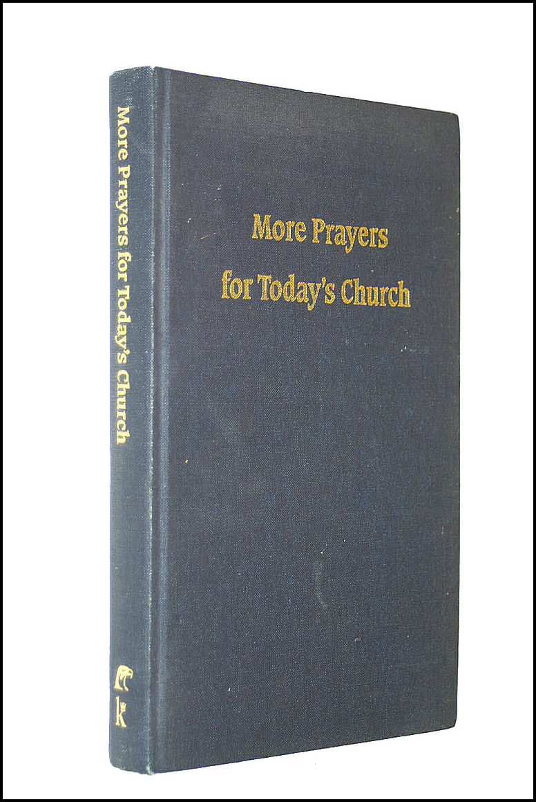 More Prayers for Today's Church, Dick Williams