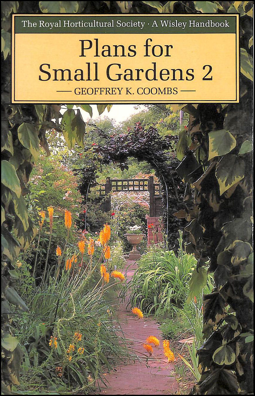 Image for Plans for Small Gardens: v. 2 (Wisley Handbooks)