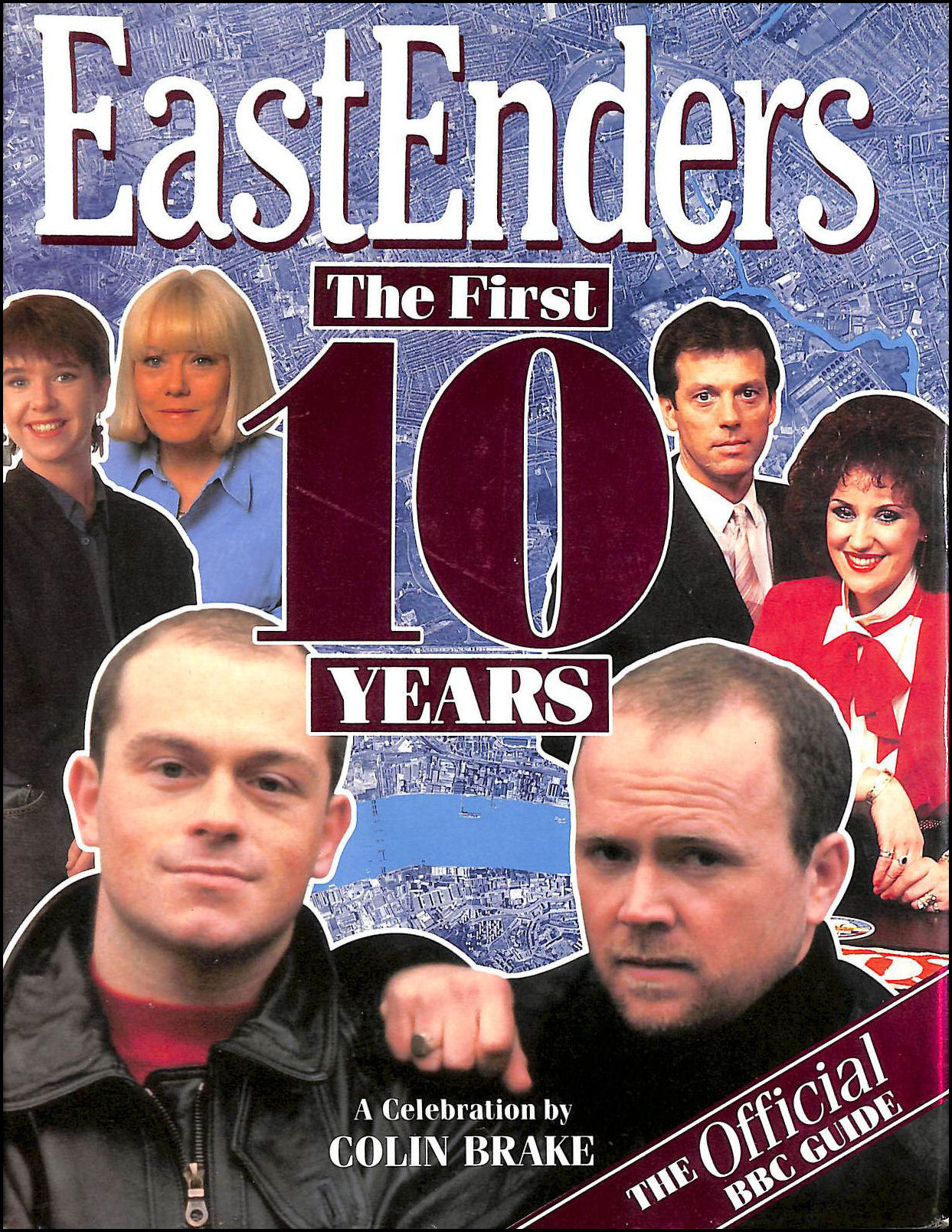Image for Eastenders: The First Ten Years - A Celebration