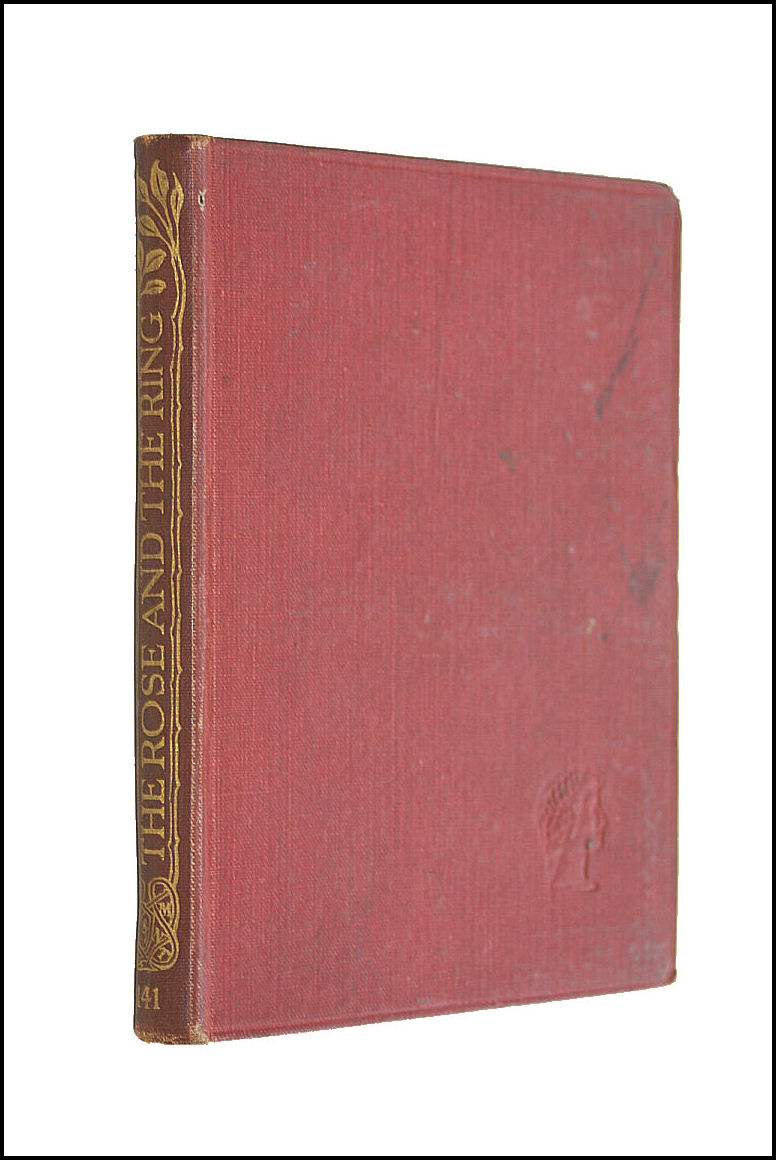 The Rose and the Ring, the kings treasuries of literature, Titmarsh, Mr M.A.
