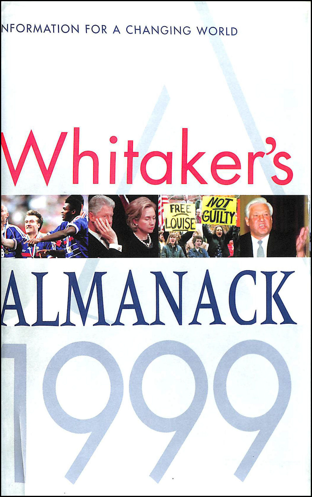 Image for Whitaker's Almanack 1999: 131st annual edition. Standard edition