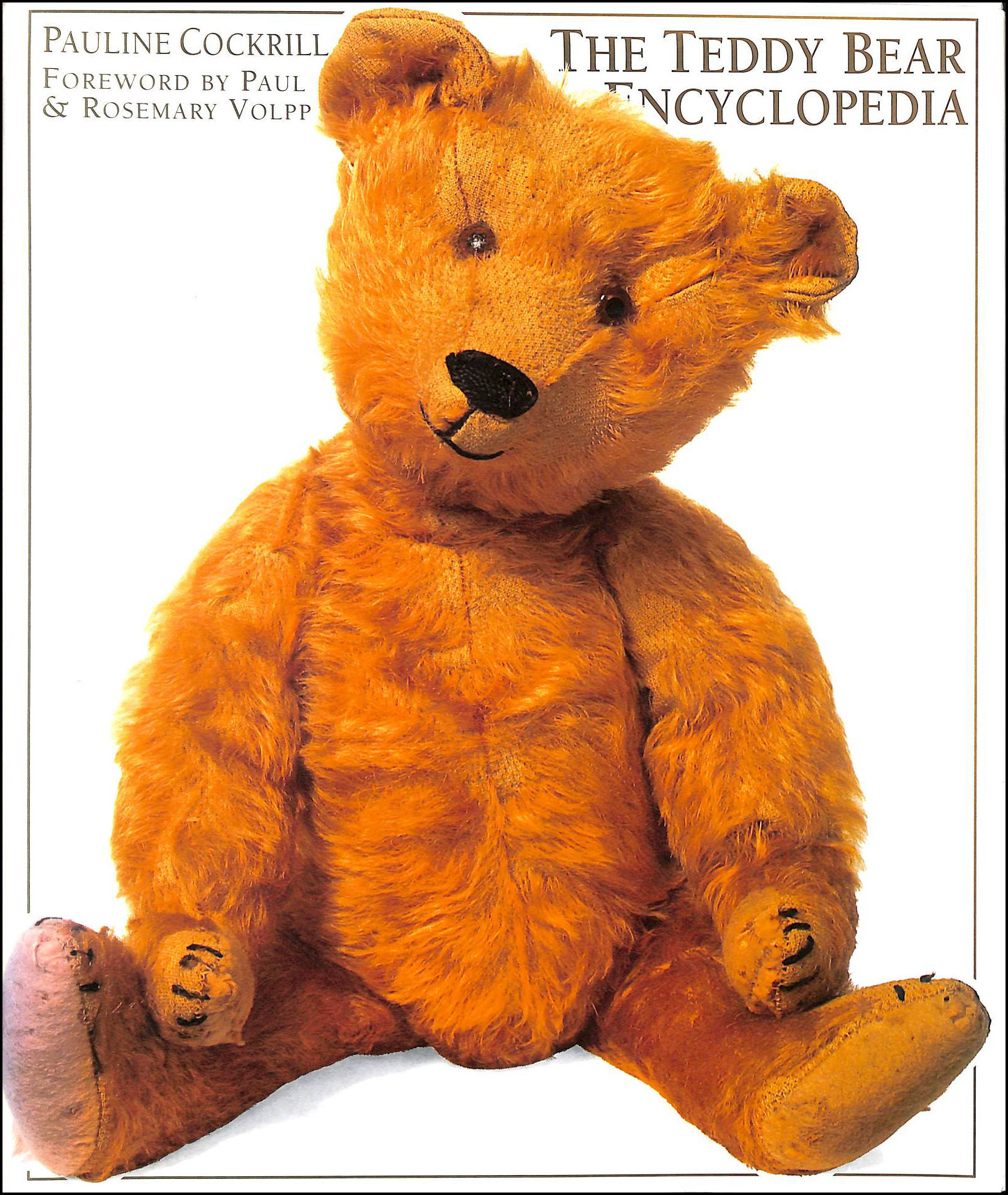 Image for The Teddy Bear Encyclopedia