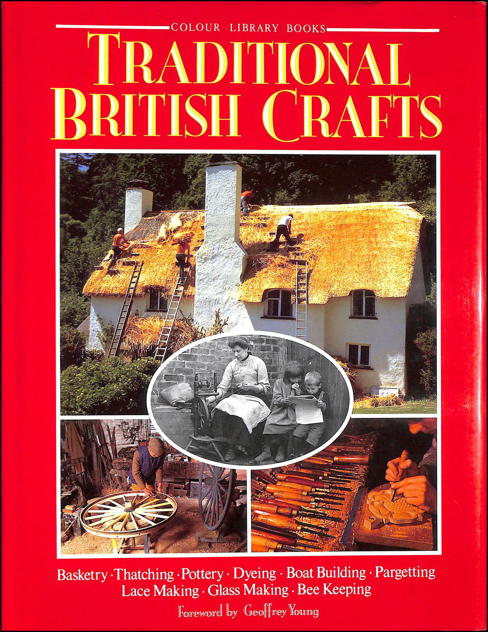 Traditional British Crafts., Geoffrey Young