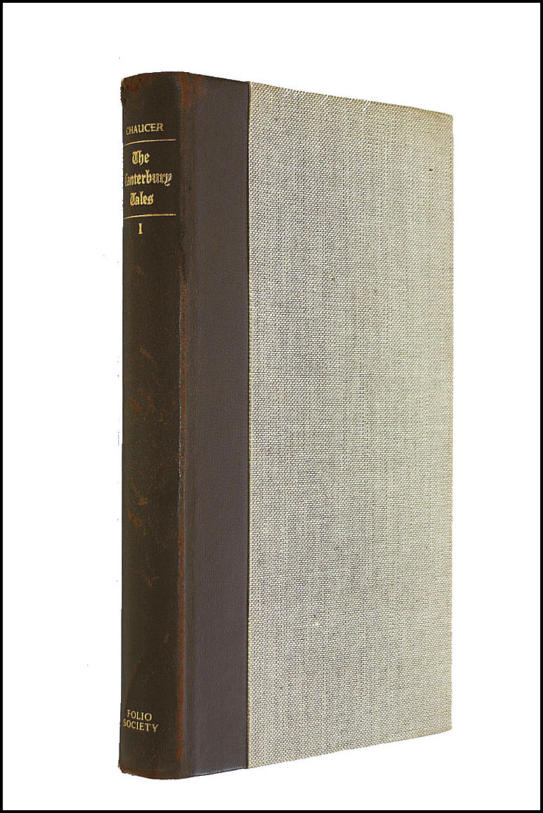 The Canterbury Tales I, Chaucer, transl by Nevill Coghill