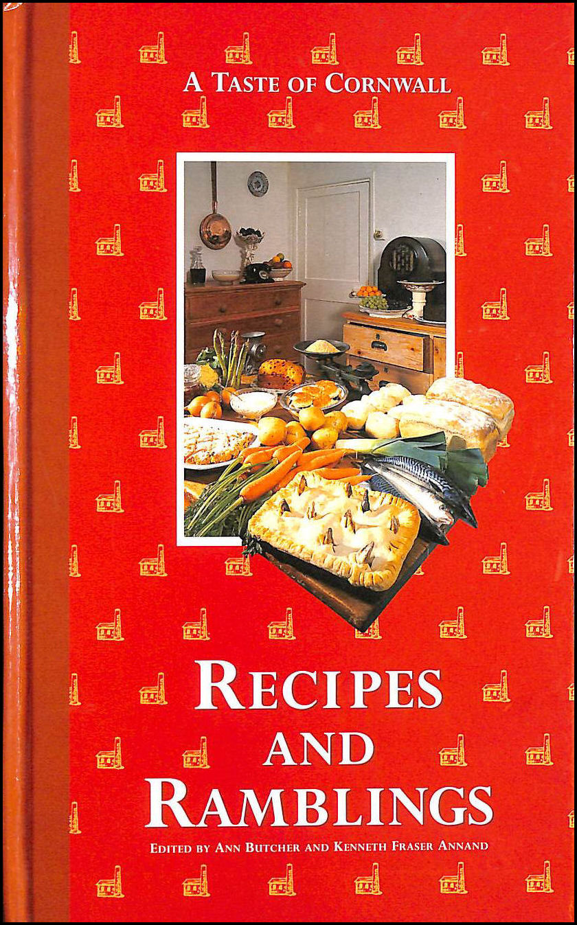 Image for Recipes and Ramblings (Taste of Cornwall Series)