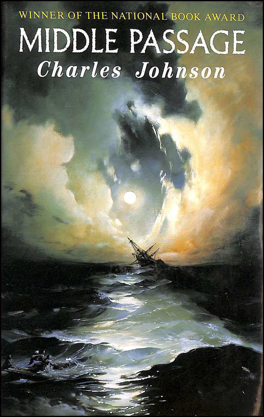 Image for Middle Passage (Picador Books)