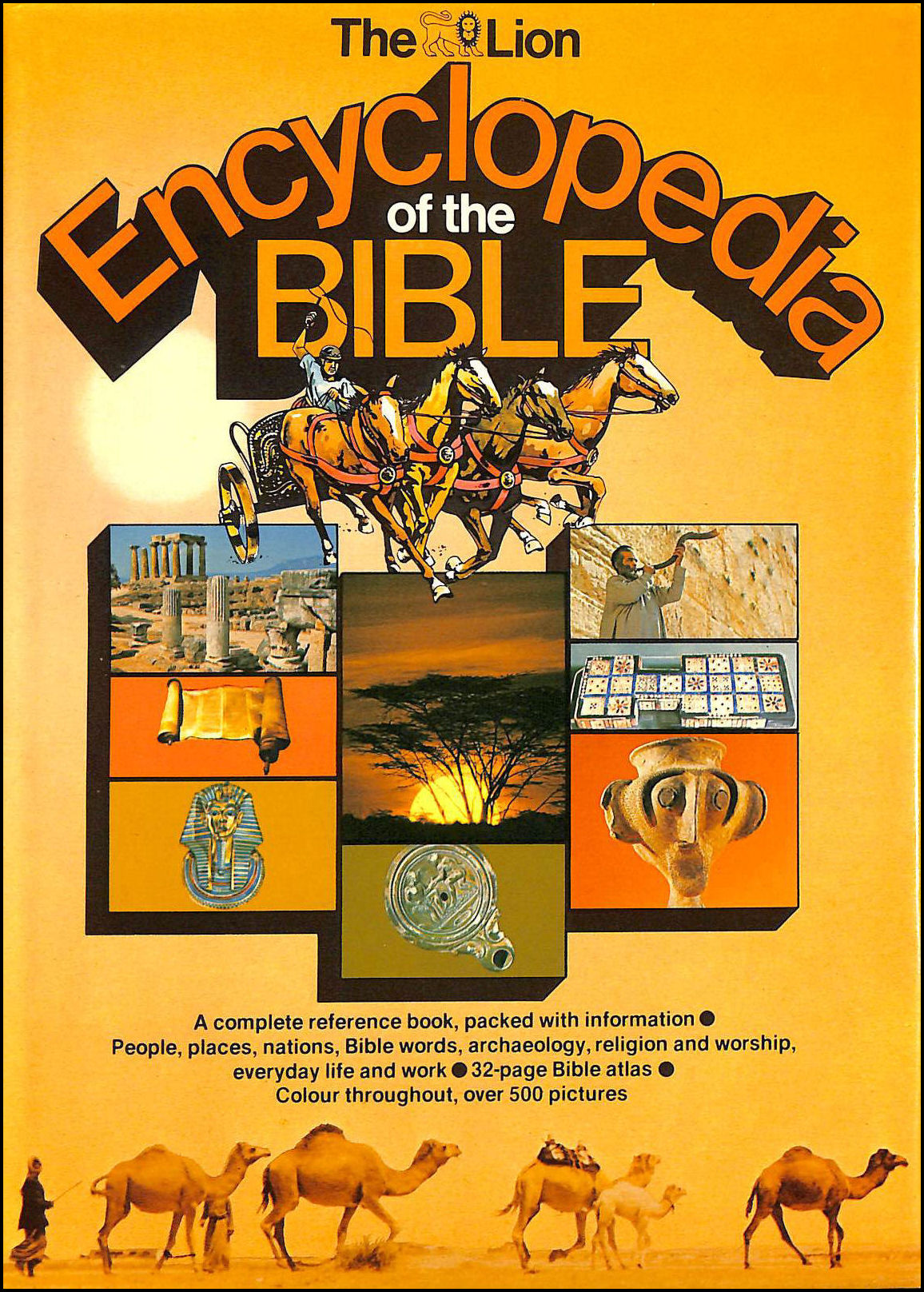 Encyclopaedia of the Bible, Alexander, Pat