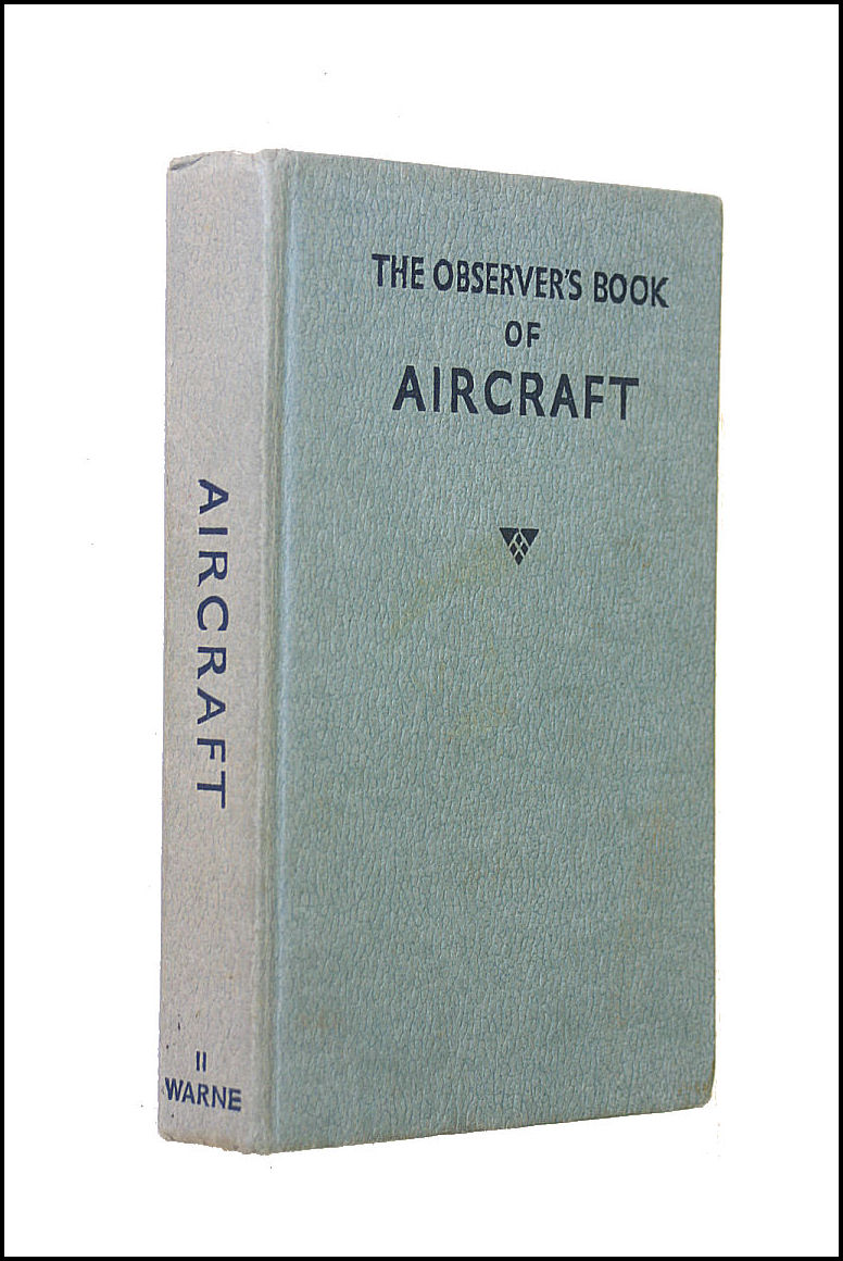 The Observer'S Book Of Aircraft, Green, William