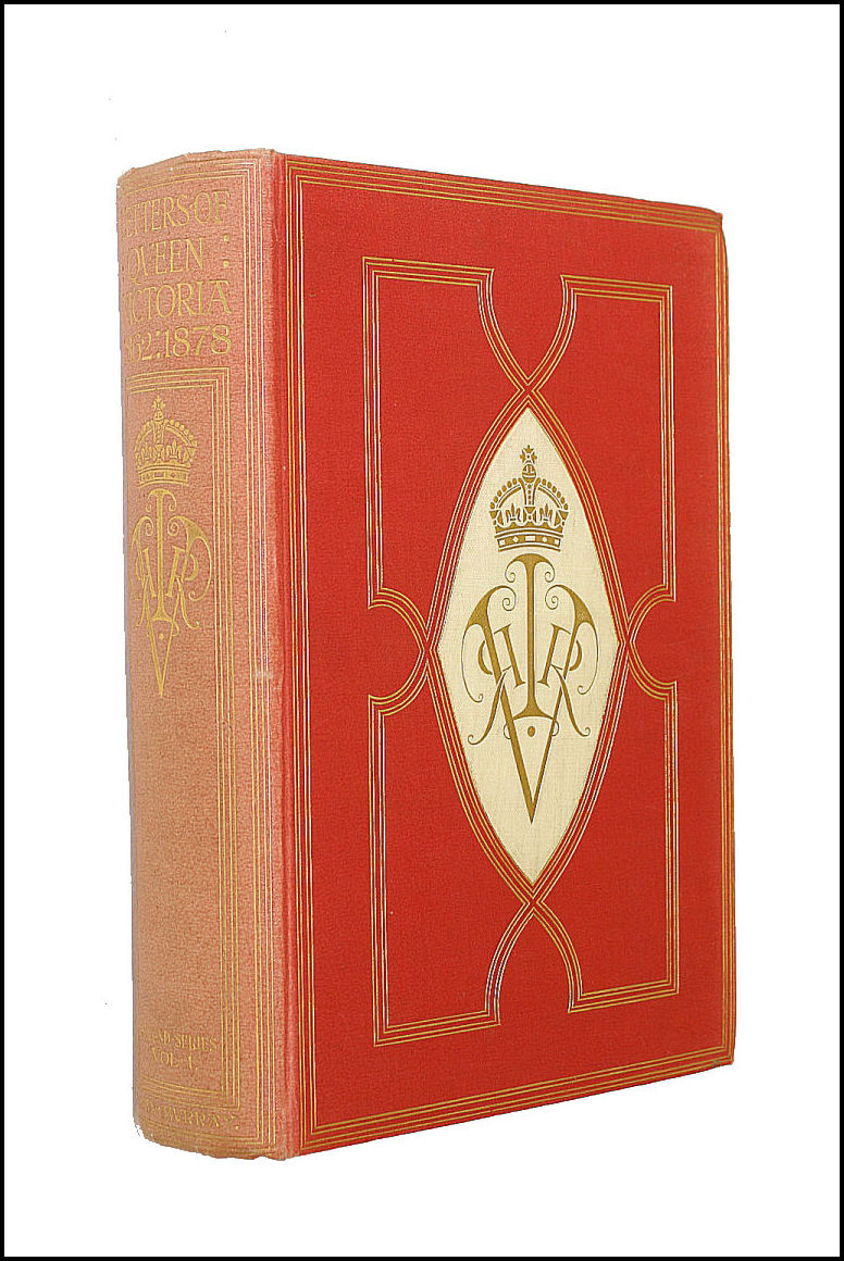 Image for The Letters of Queen Victoria, Second Series, Volume 1, 1862-1869 (A Selection f