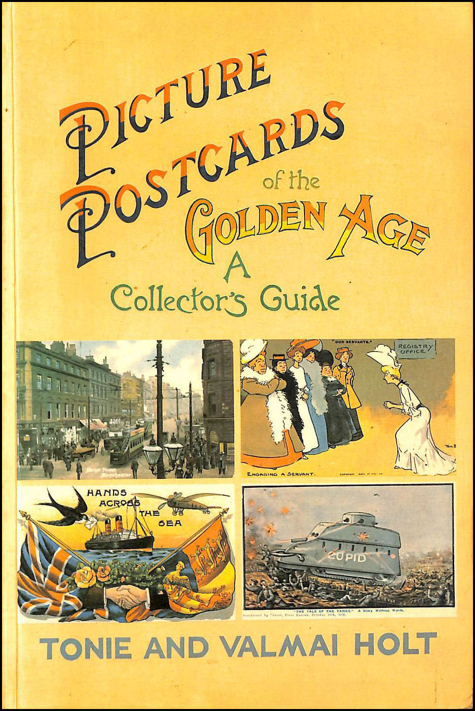 Image for Picture Postcards of the Golden Age: A Collector's Guide