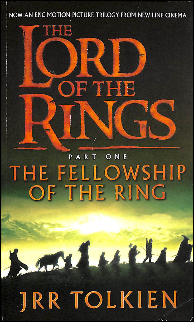 The Fellowship of the Ring: Fellowship of the Ring Vol 1 (The Lord of the Rings), Tolkien, J. R. R.