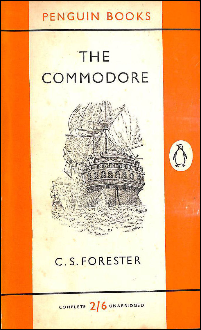The Commodore, C.S.Forester