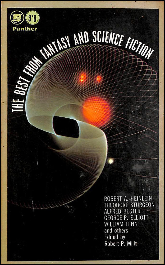 The Best from 'Fantasy and Science Fiction'