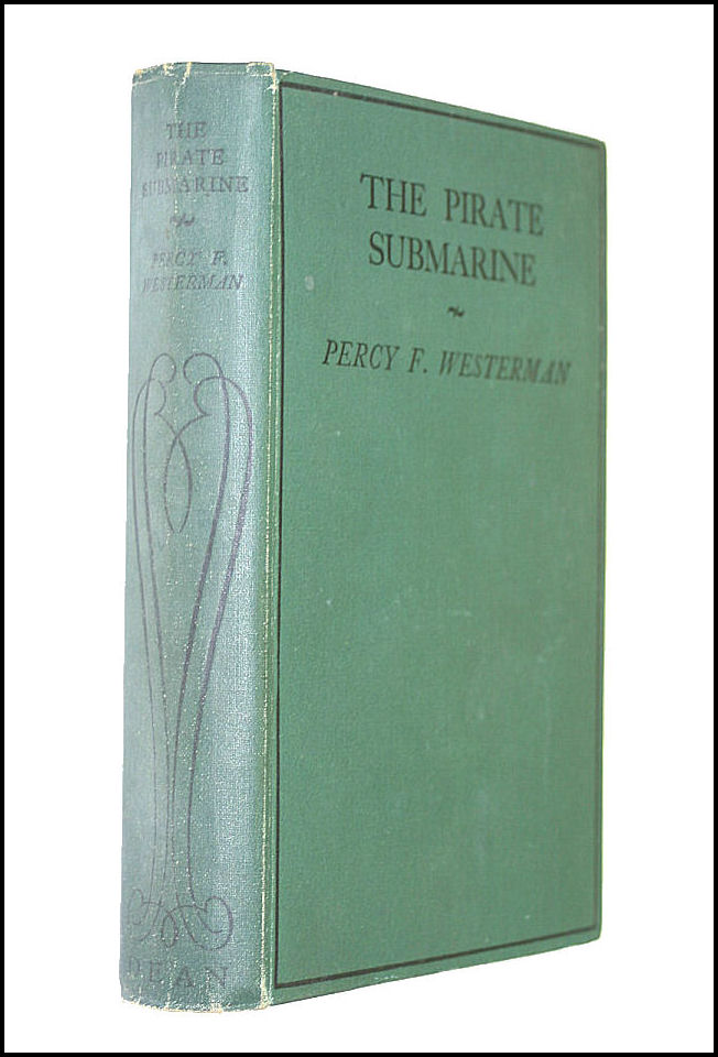 The Pirate Submarine, Westerman, Percy F.