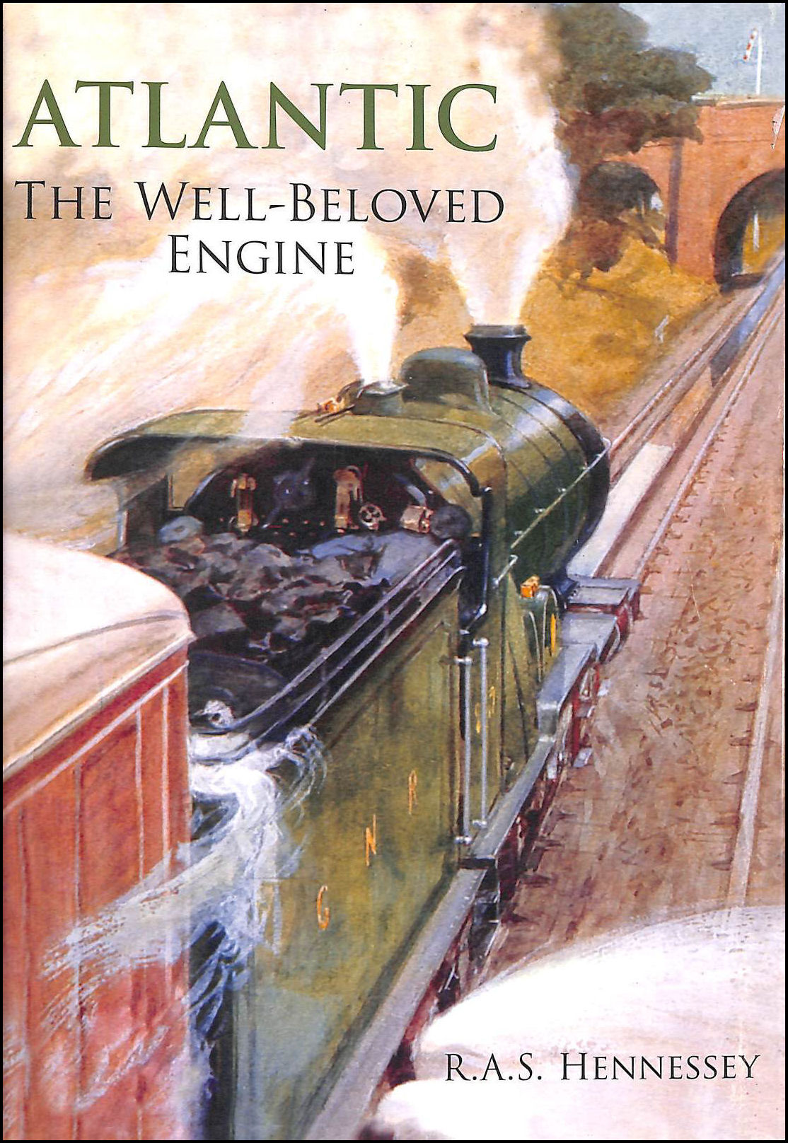 Image for Atlantic: The Well Beloved Engine