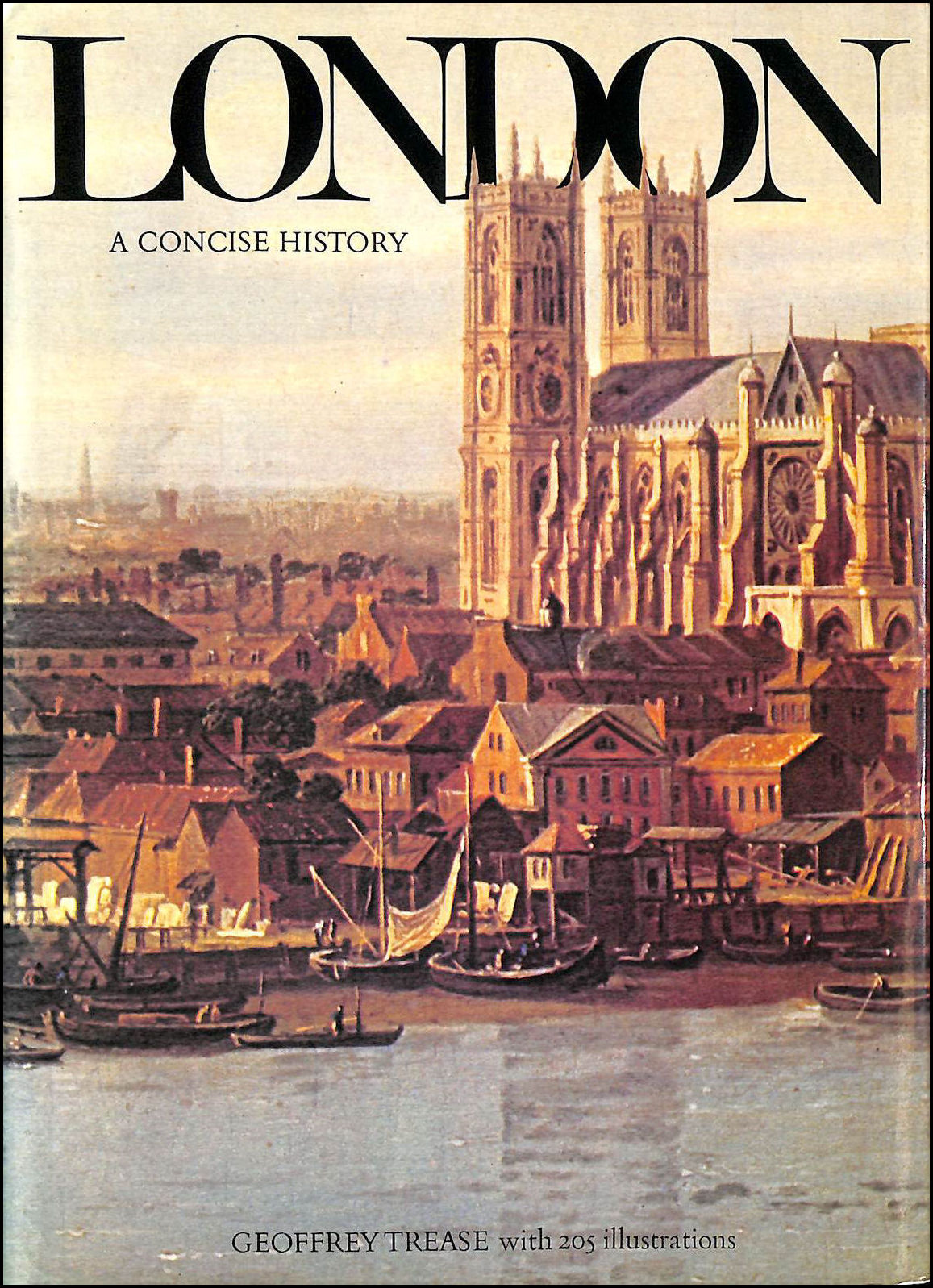 Image for London: A Concise History