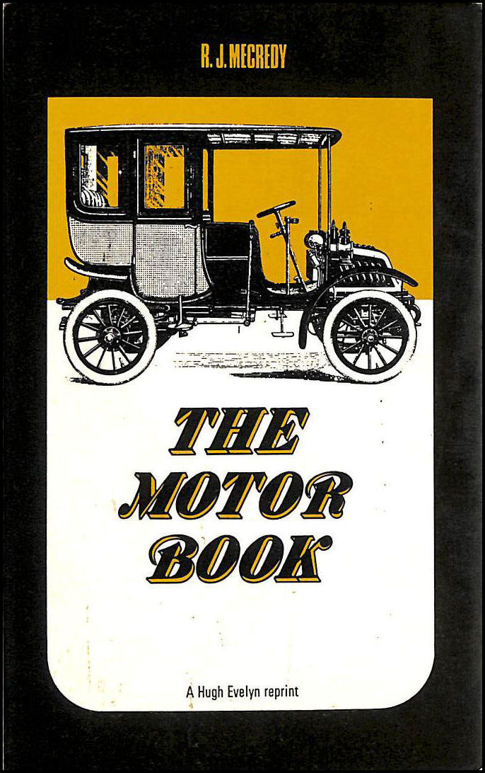 Image for Motor Book