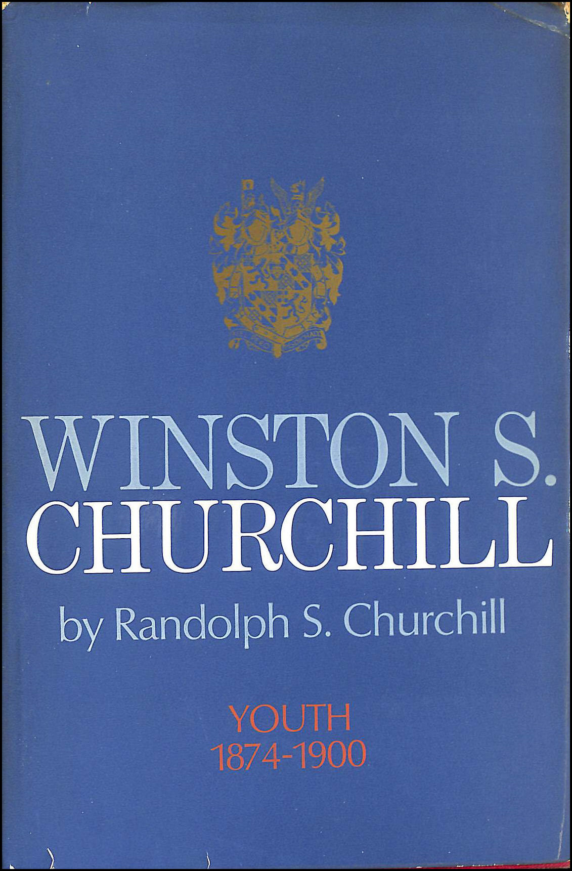 Winston S Churchill, Vol. 1: Youth, 1874-1900, Churchill, Randolph S.
