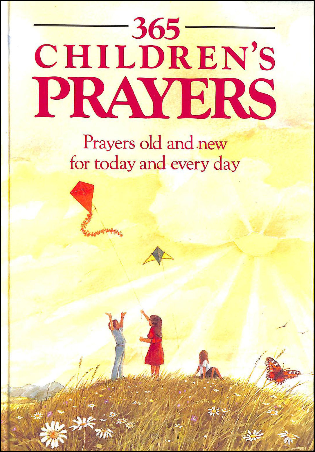 Image for 365 Children's Prayers