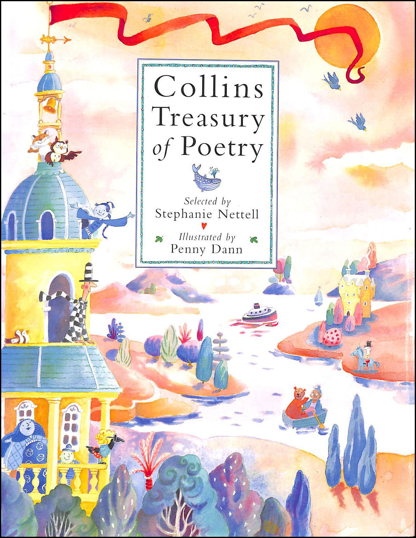 Image for Collins Treasury of Poetry