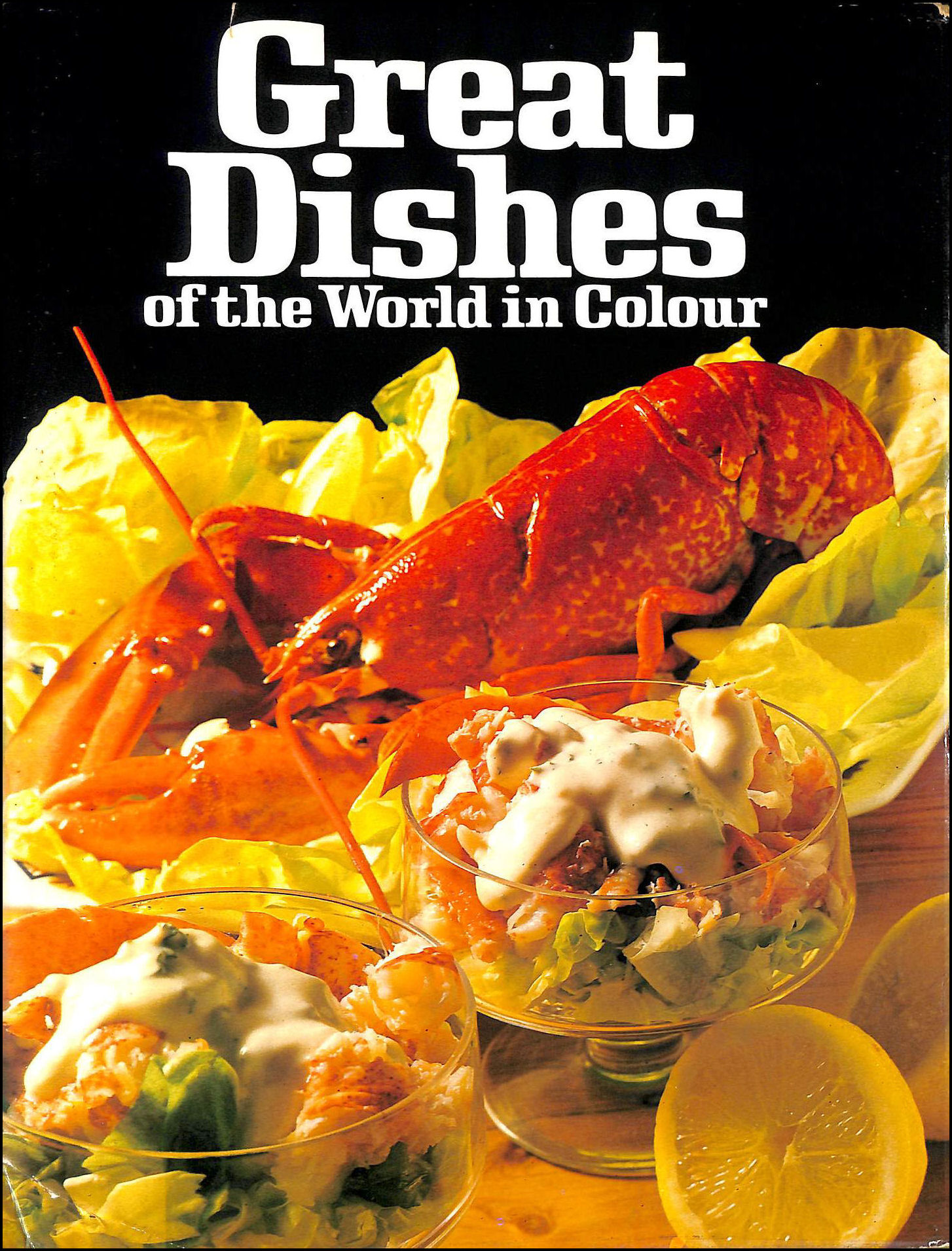 Image for Great Dishes of the World in Colour