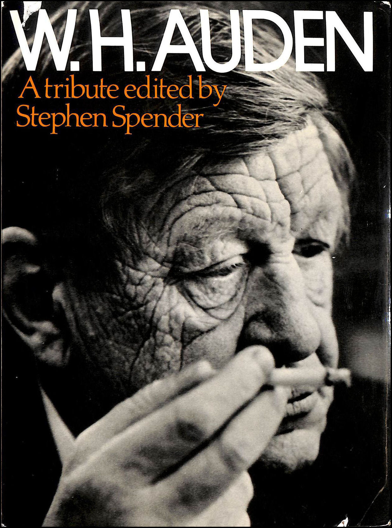 W.H.Auden: A Tribute, Spender, Stephen