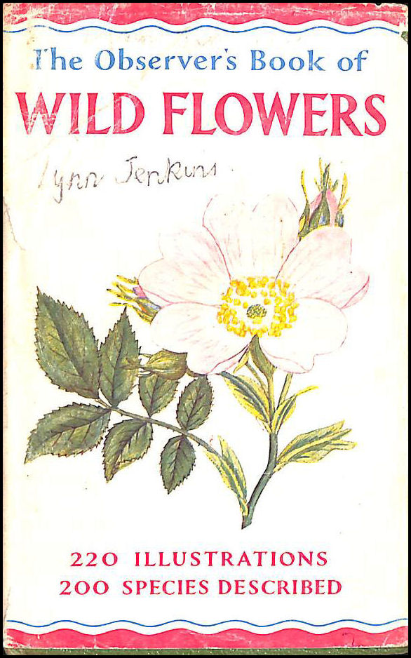 The Observer'S Book Of Wild Flowers, Stokoe, W. J.