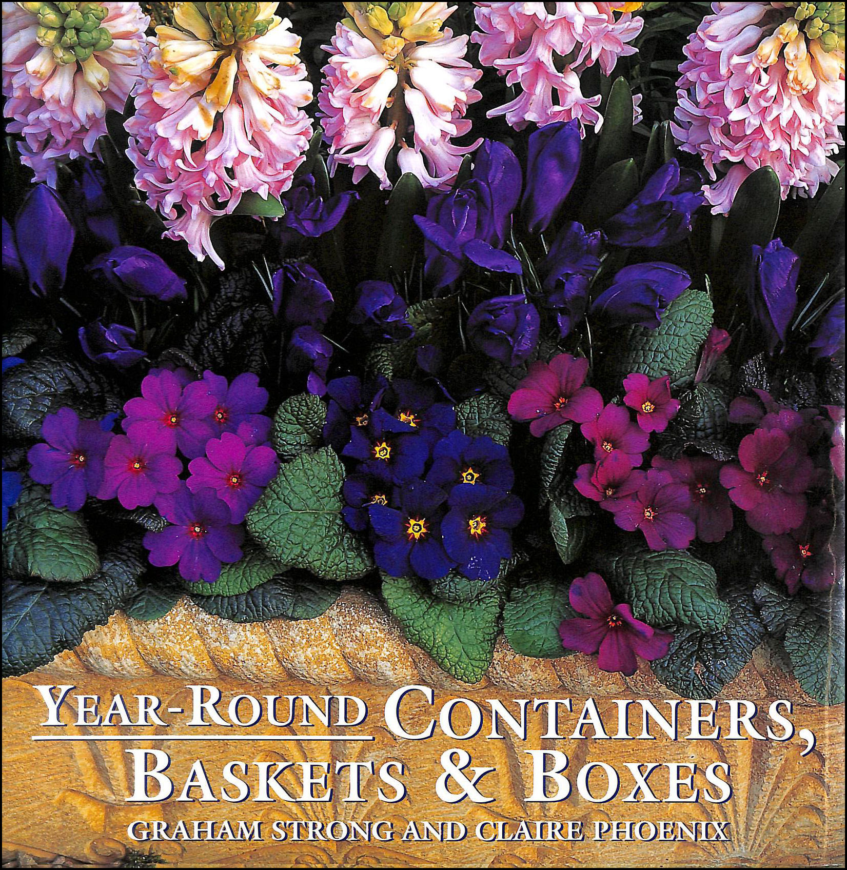 Year-round Containers, Boxes and Baskets, Strong, Graham
