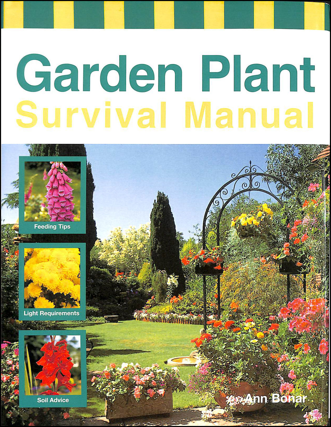 Garden Plant Survival Manual, Bonar