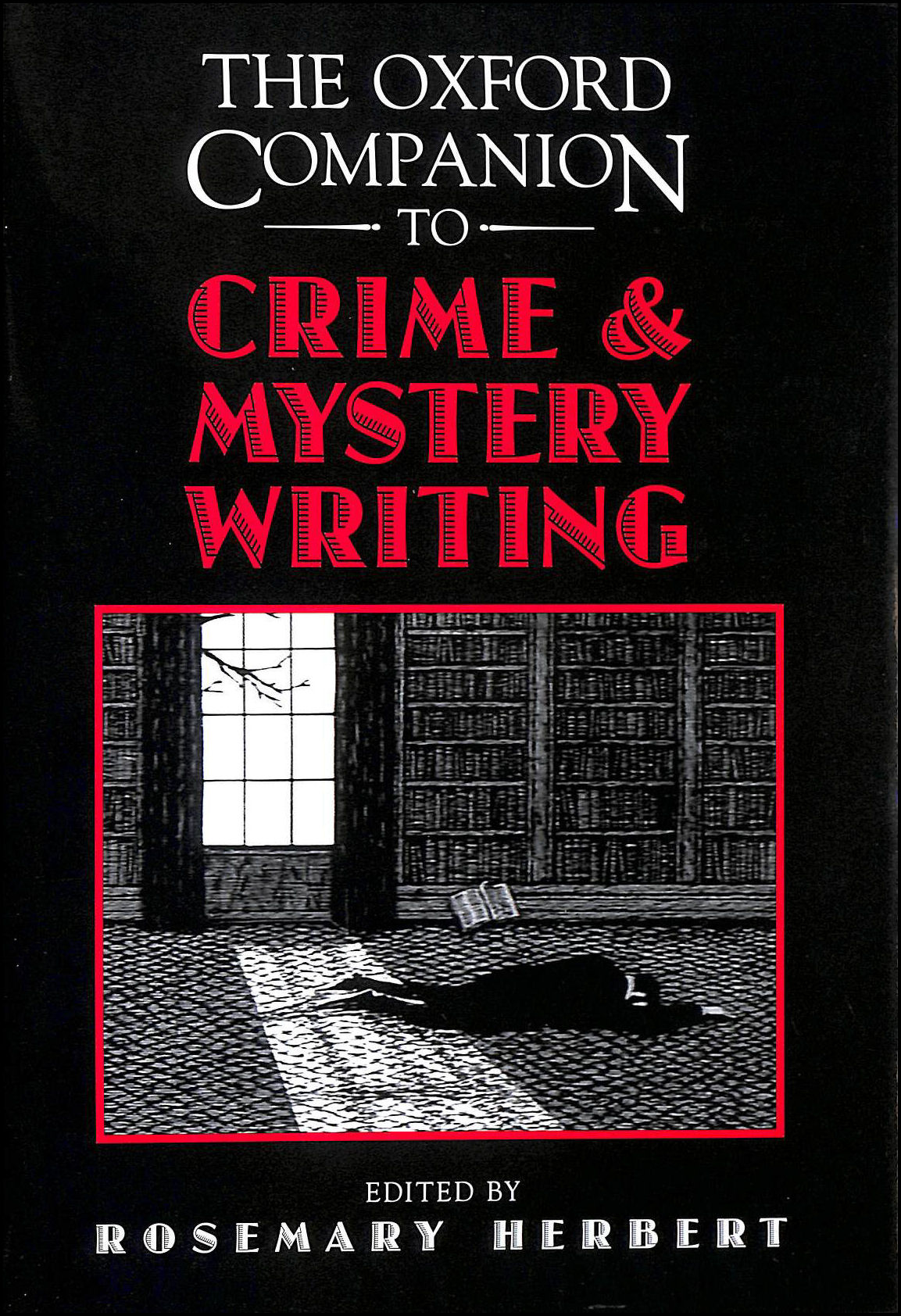The Oxford Companion to Crime and Mystery Writing, Herbert, Rosemary