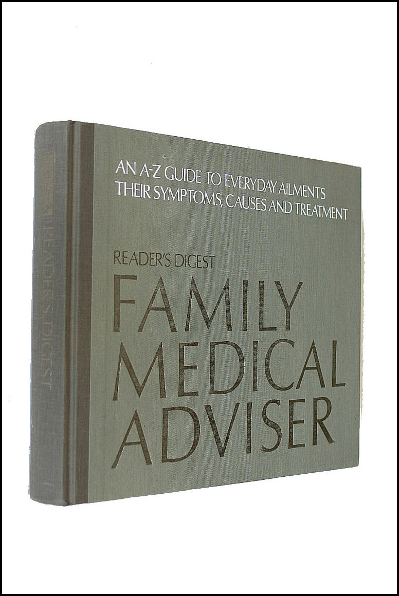 """Reader's Digest"" Family Medical Adviser, Reader's Digest Association"