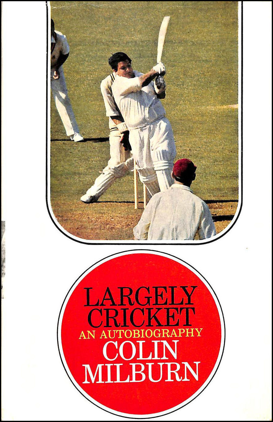 Image for Largely Cricket