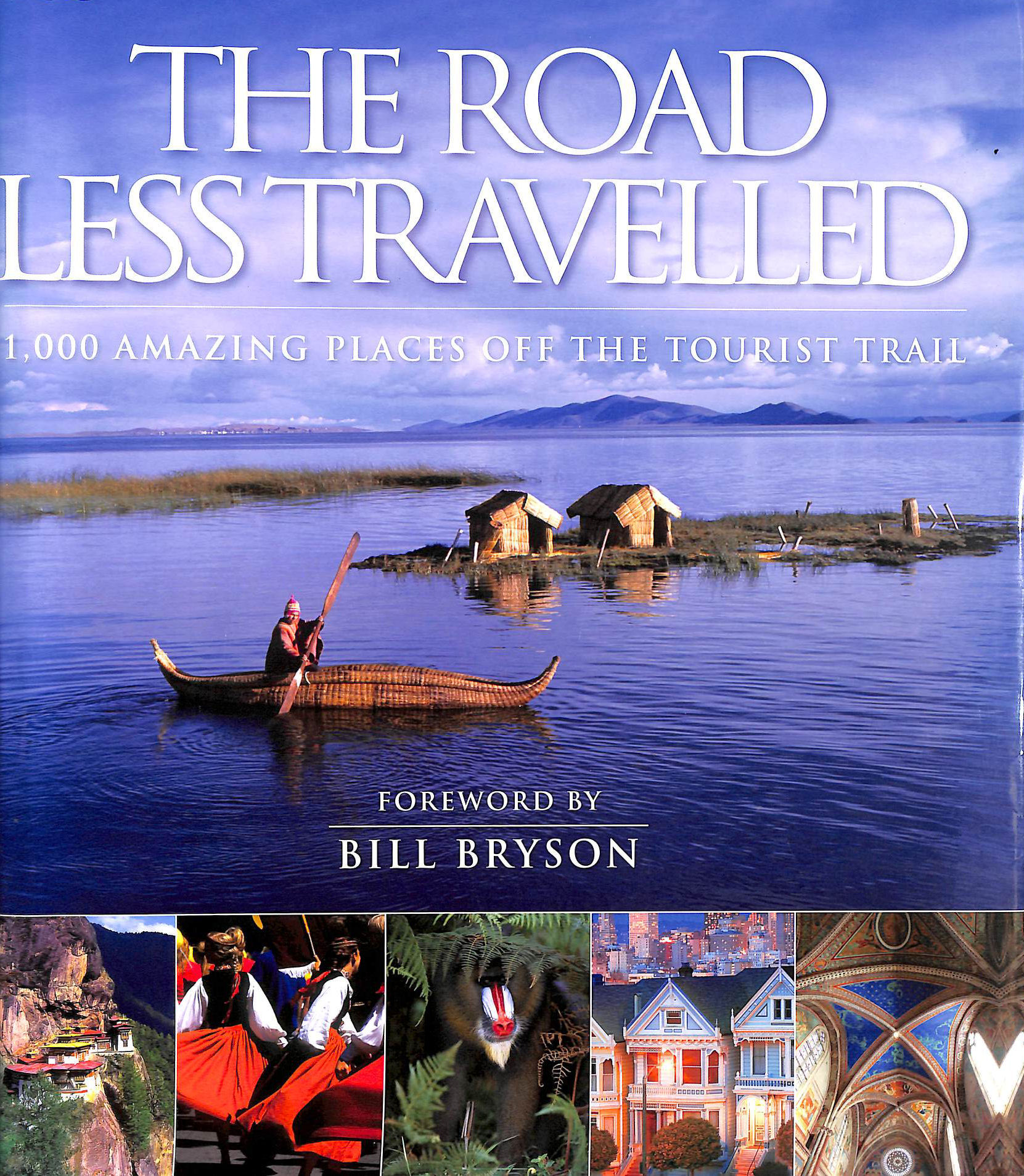 Image for The Road Less Travelled: Foreword by Bill Bryson