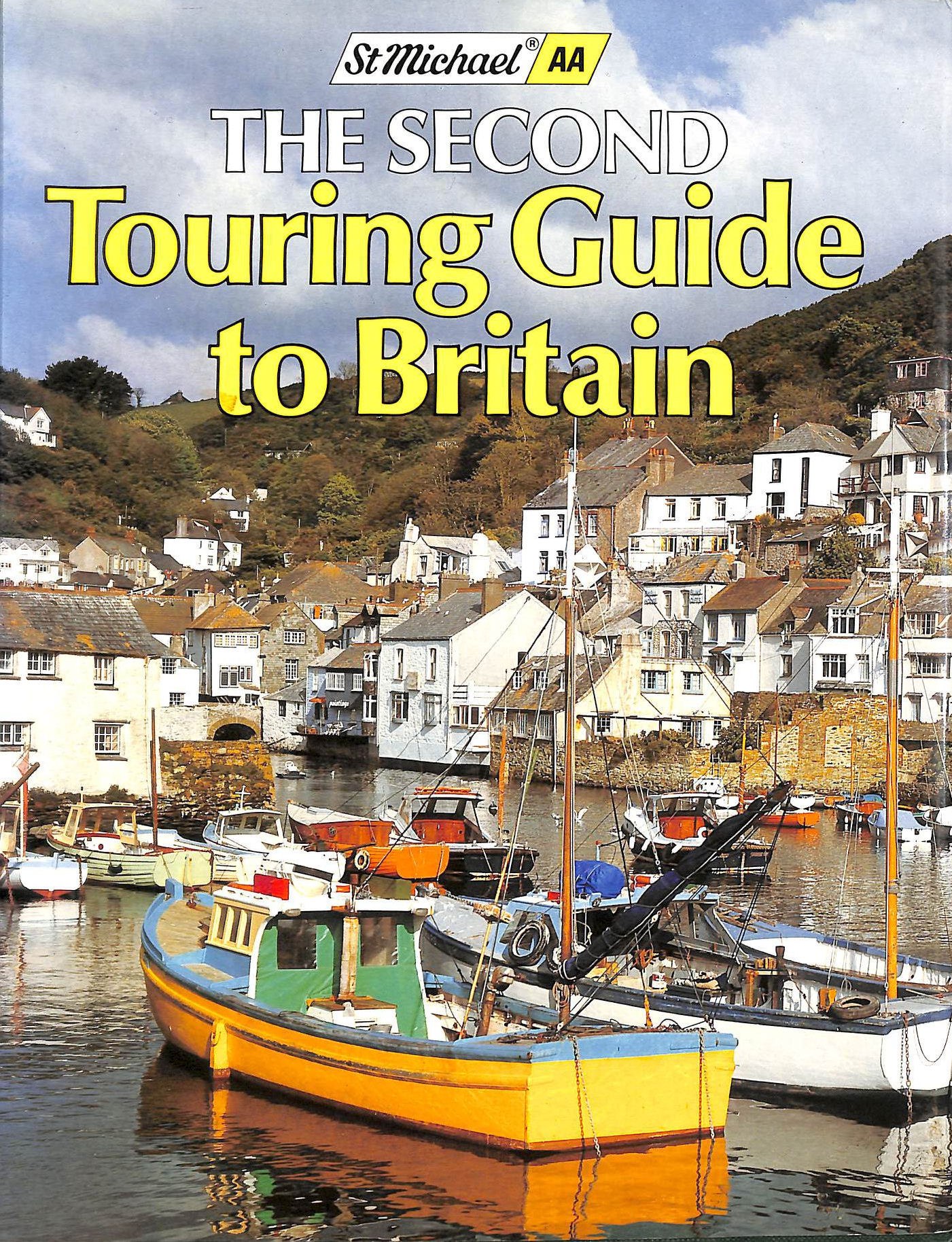 Image for The Second Touring Guide to Britain