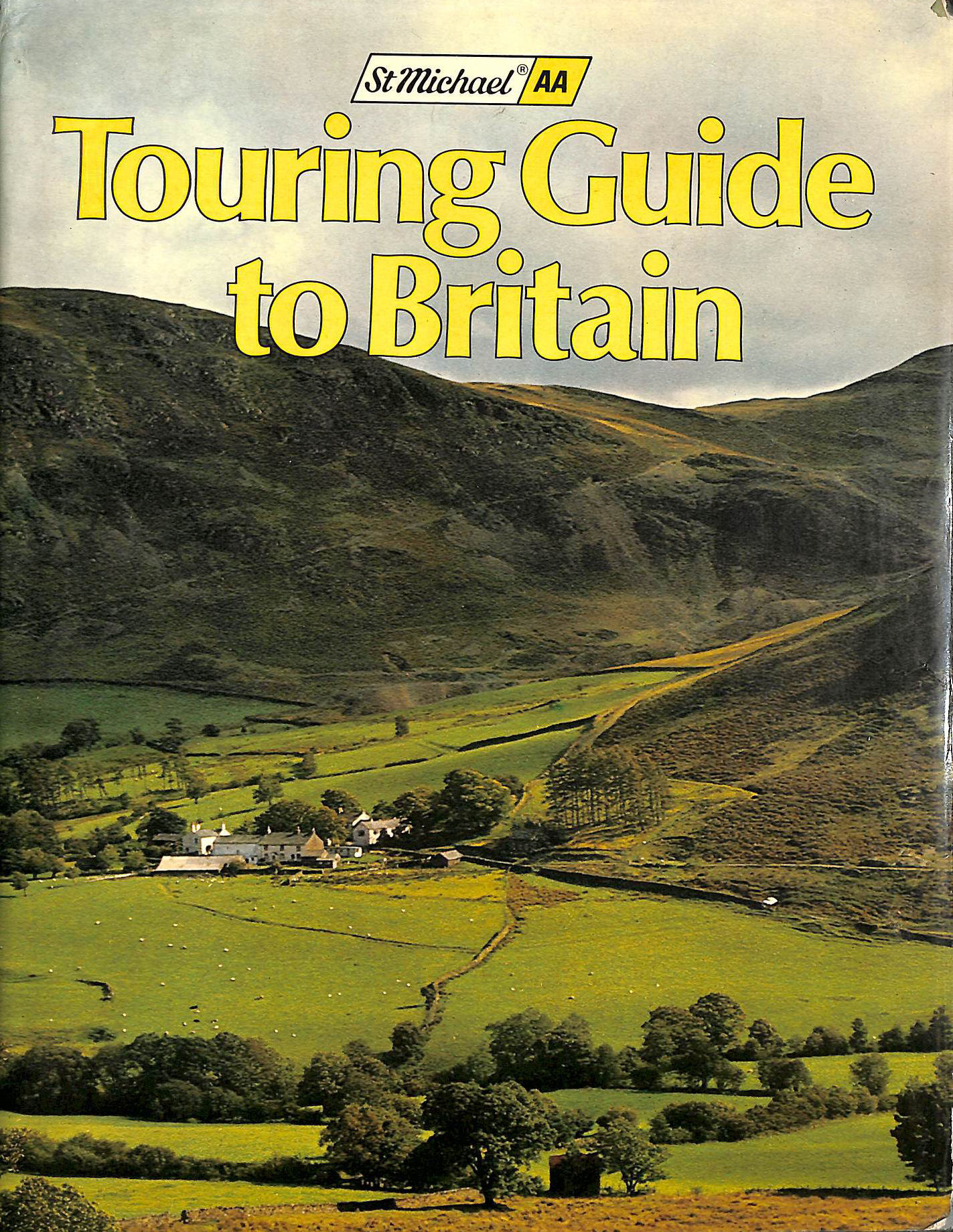 Touring Guide to Britain, Russell P.O. Beach [Editor]