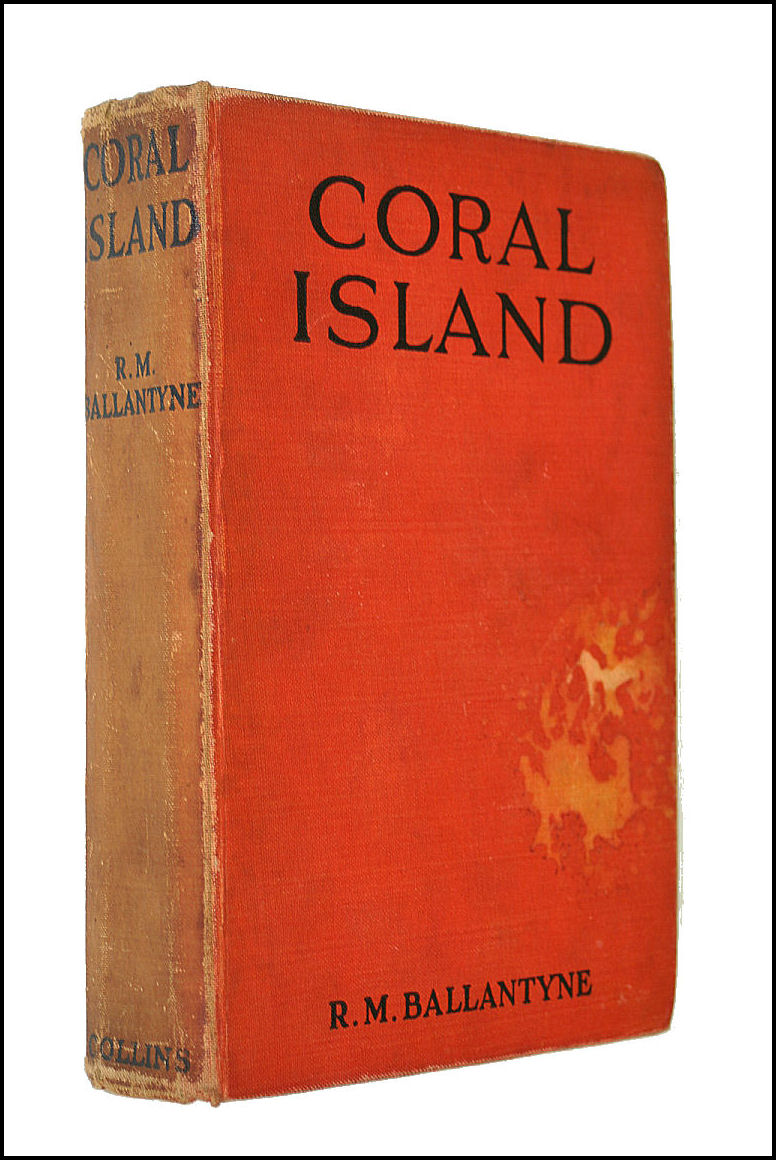 Image for The Coral Island