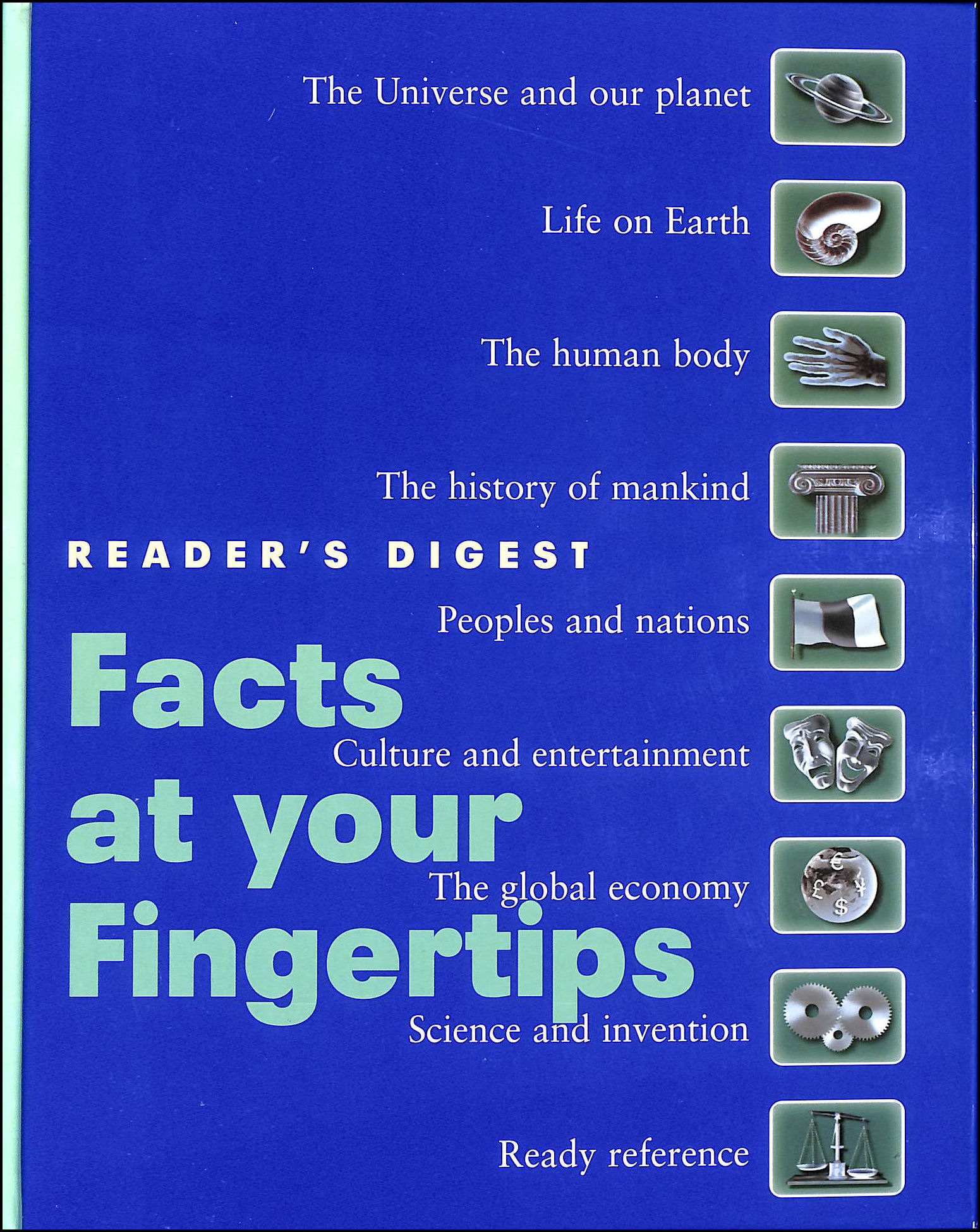 Facts at Your Fingertips (Readers Digest), Reader's Digest