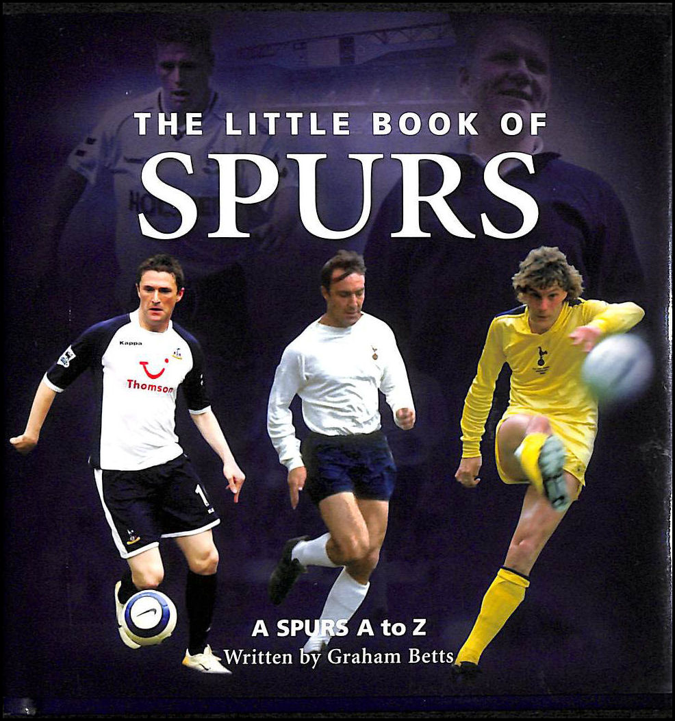 Image for Little Book of Spurs (Little Books)