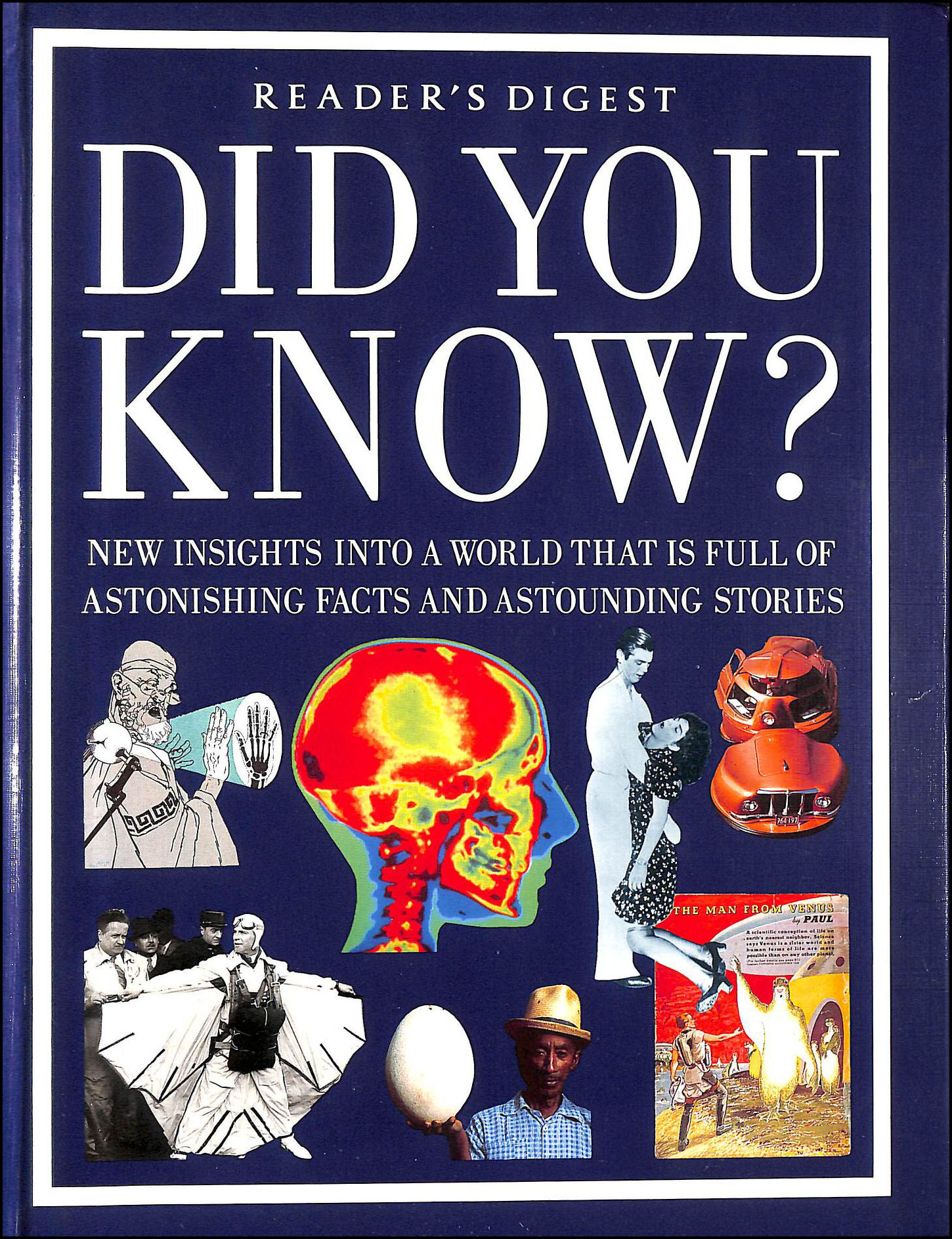 Did You Know?, Reader's Digest