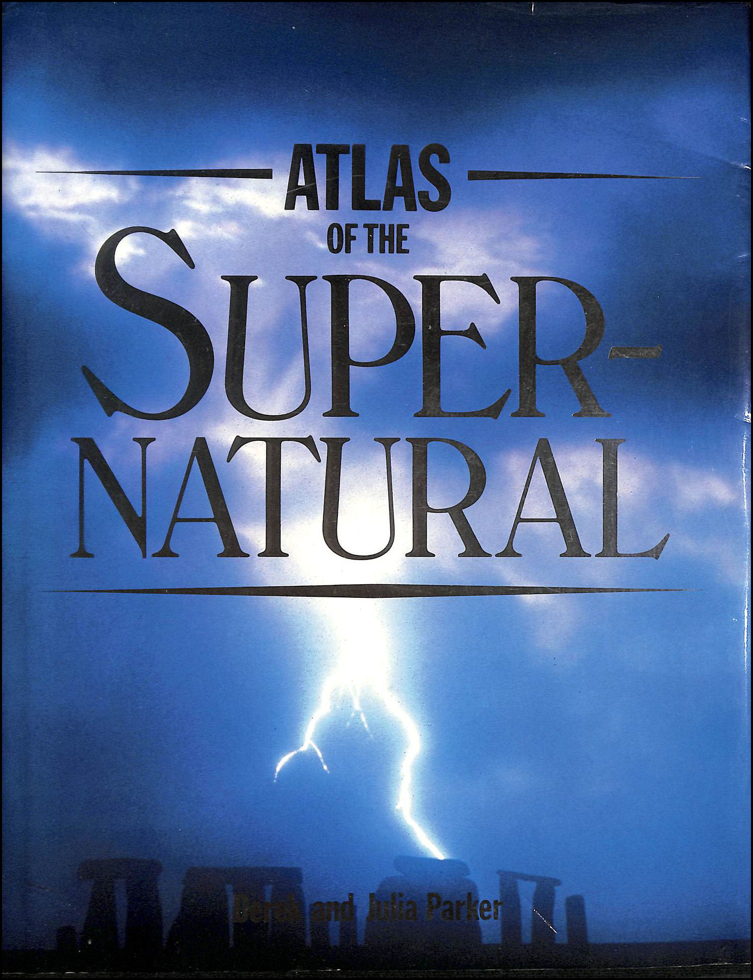 Image for Atlas of the Super-Natural