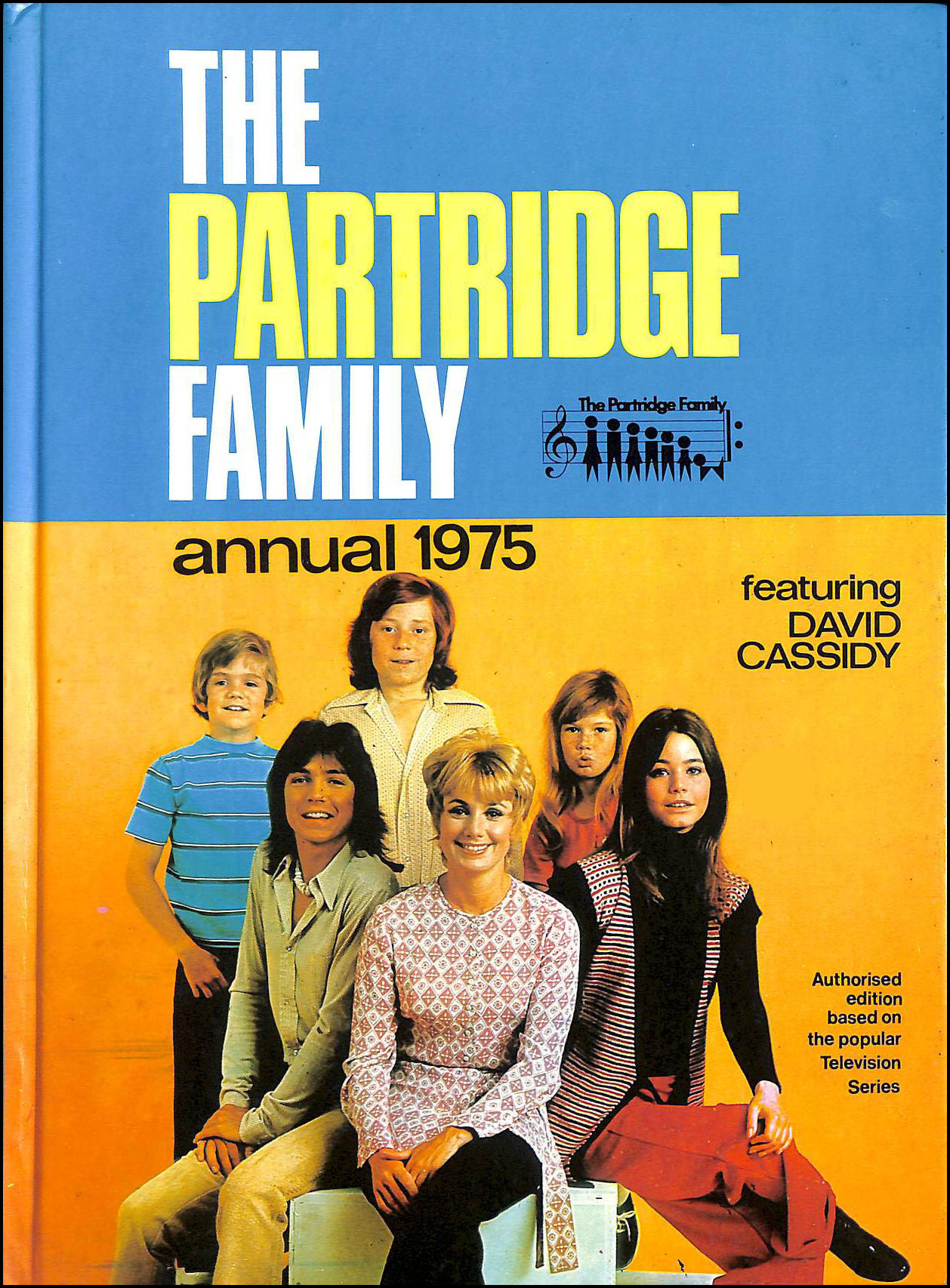 The Partridge Family Annual 1975, David Cassidy