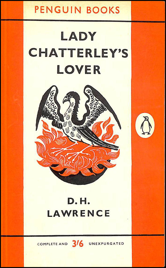 Lady Chatterley's lover, Lawrence, D. H