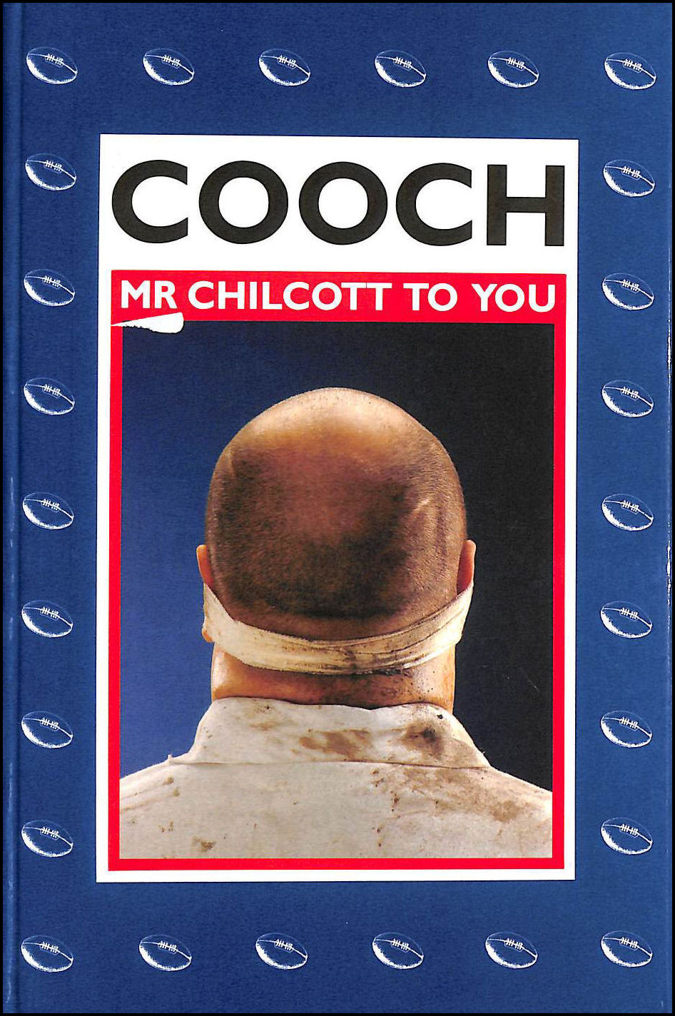 Image for Cooch: Mr. Chilcott To You