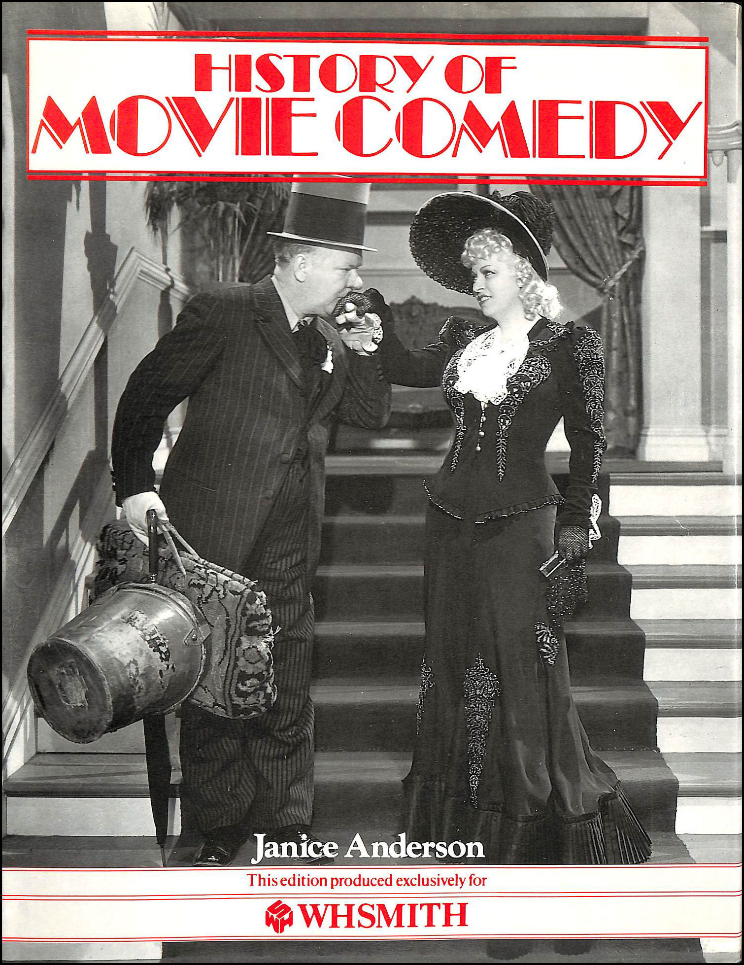 History Of Movie Comedy, Anderson, Janice