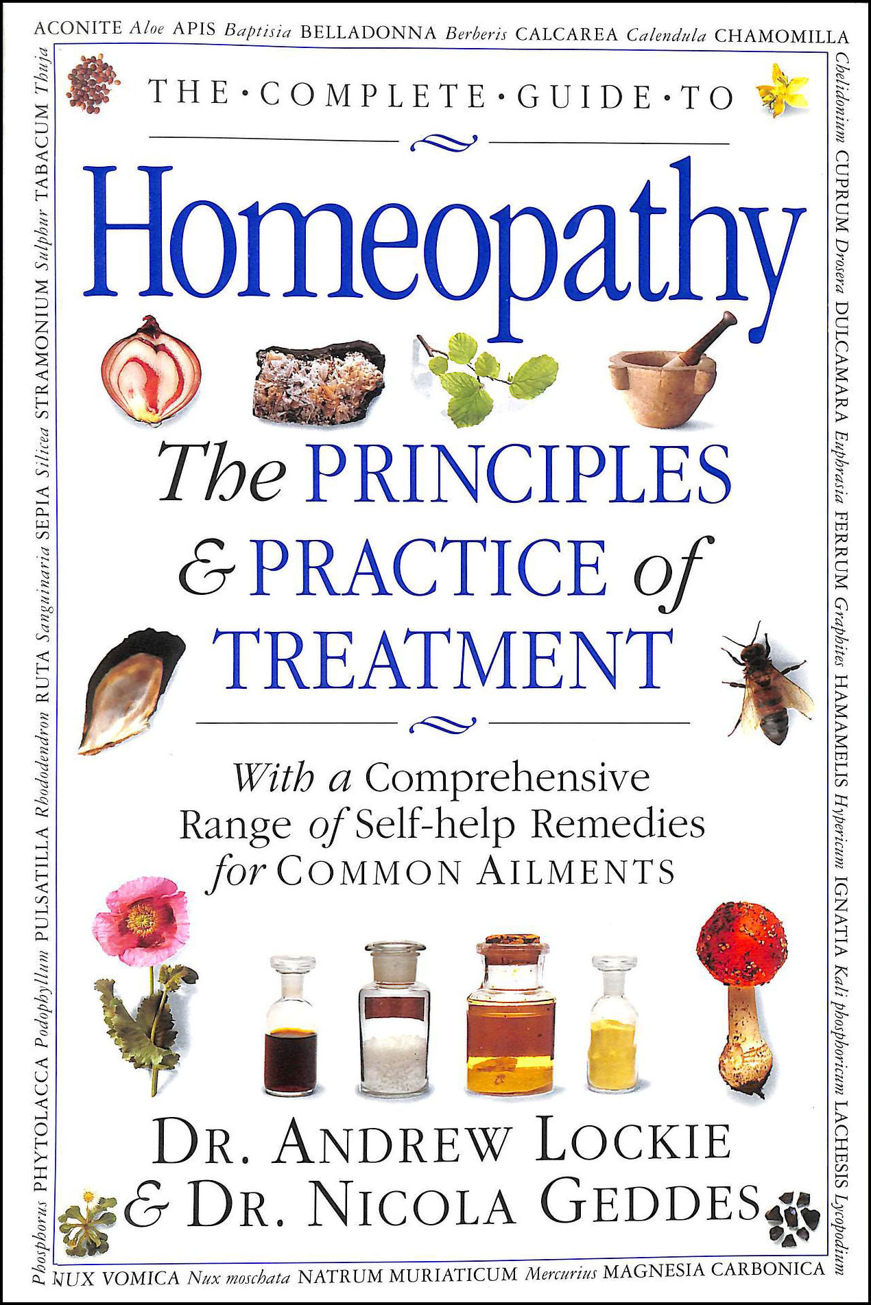 Complete Guide To Homeopathy Hb, Andrew Lockie; Nicola Geddes