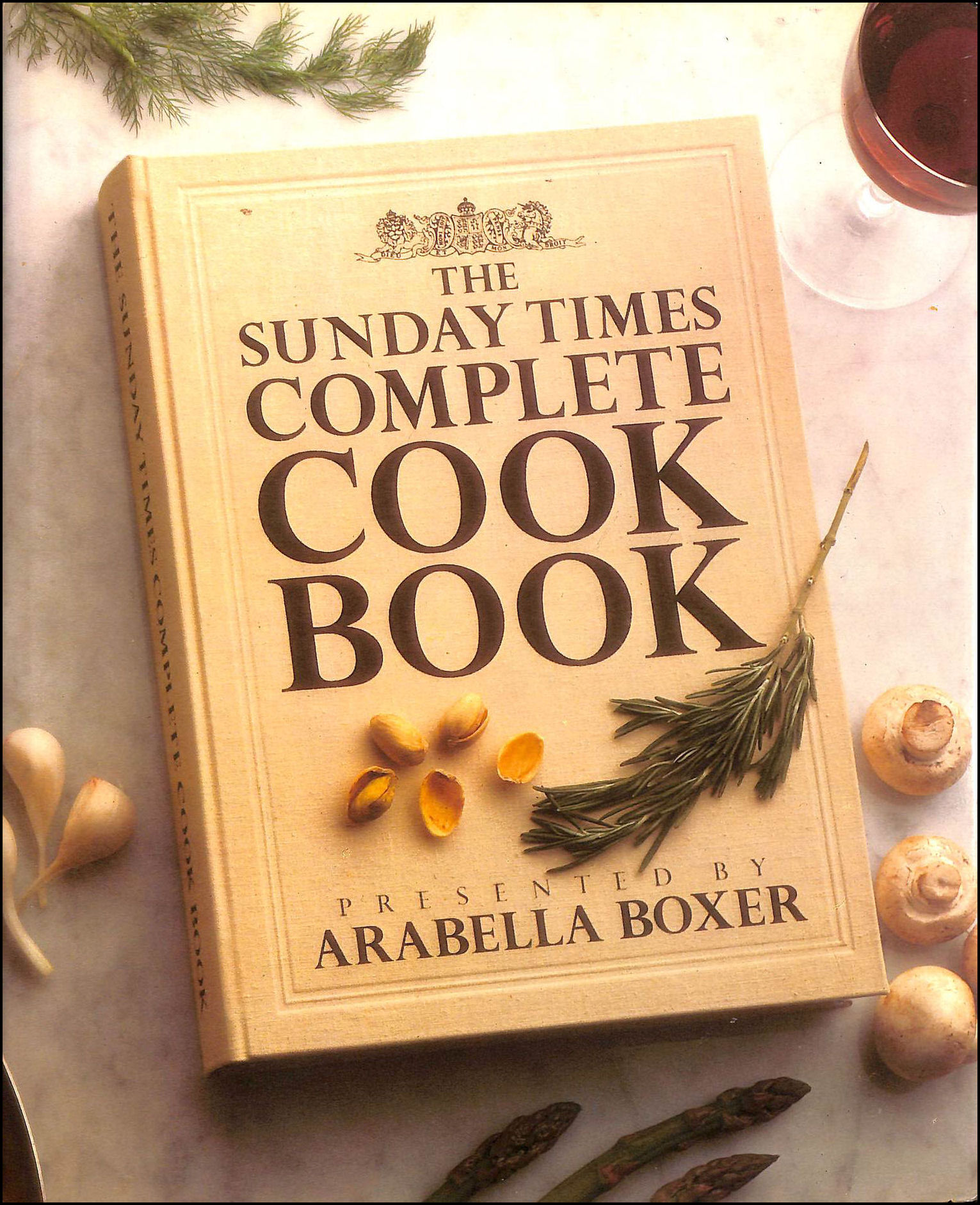 Image for Sunday Times Complete Cook Book