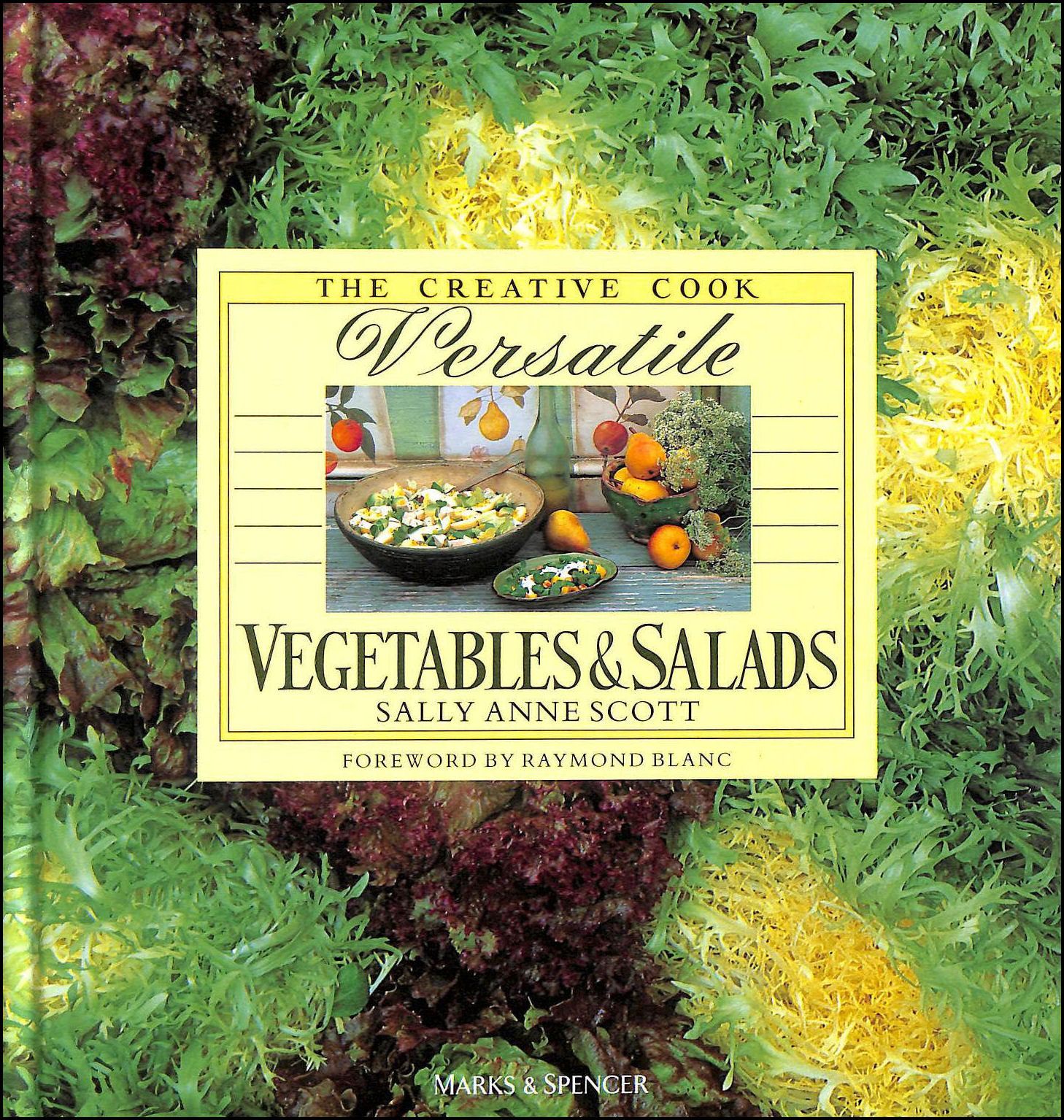 Image for Versatile Vegetables and Salads (Creative Cook)