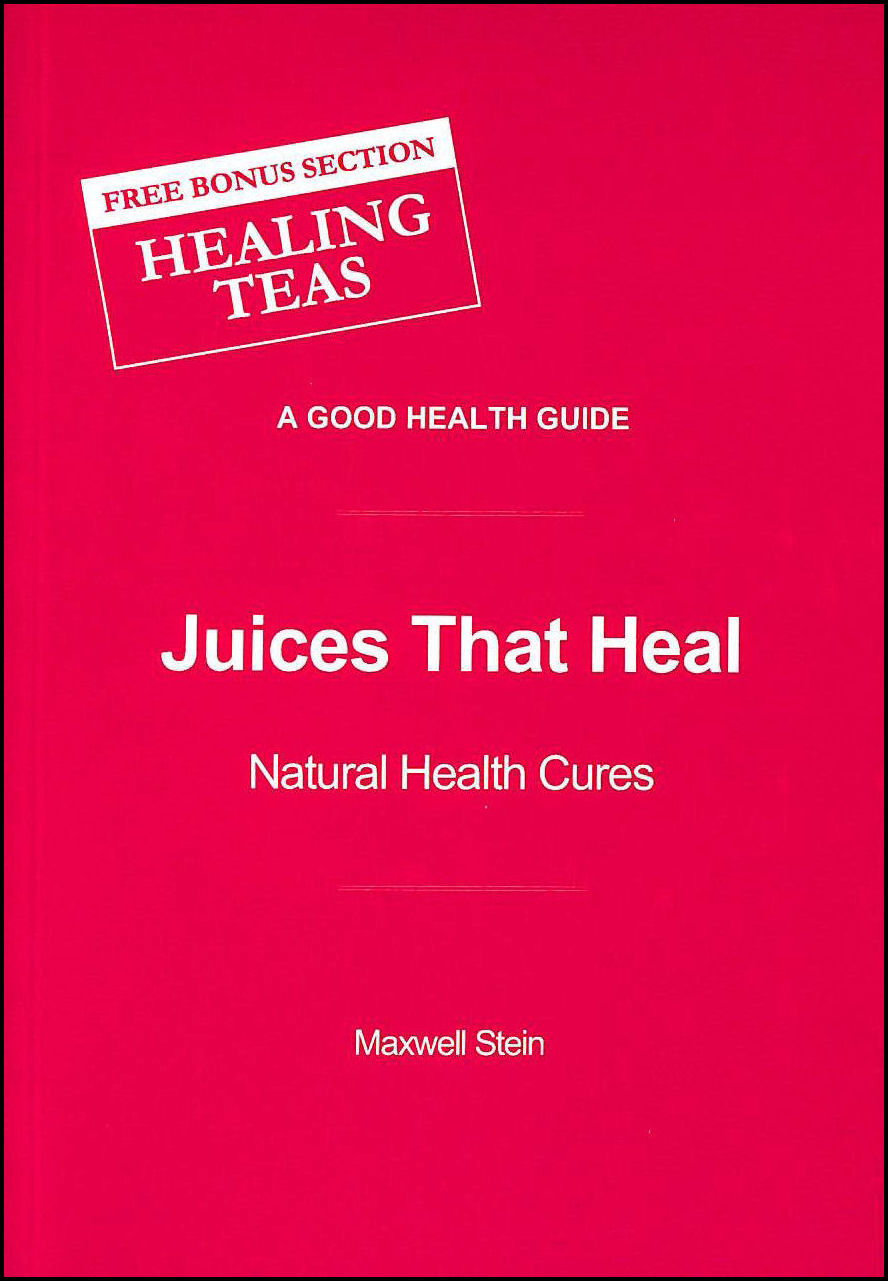 Image for Juices That Heal