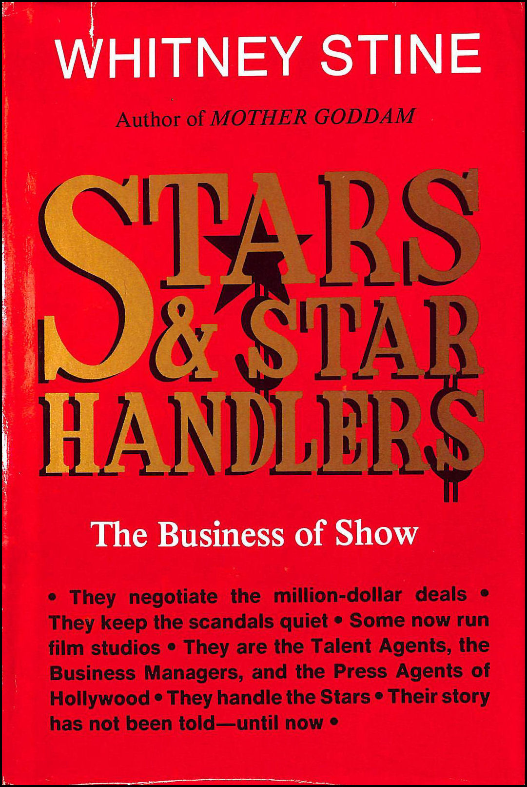 Image for Stars and Star Handlers: The Business of Show