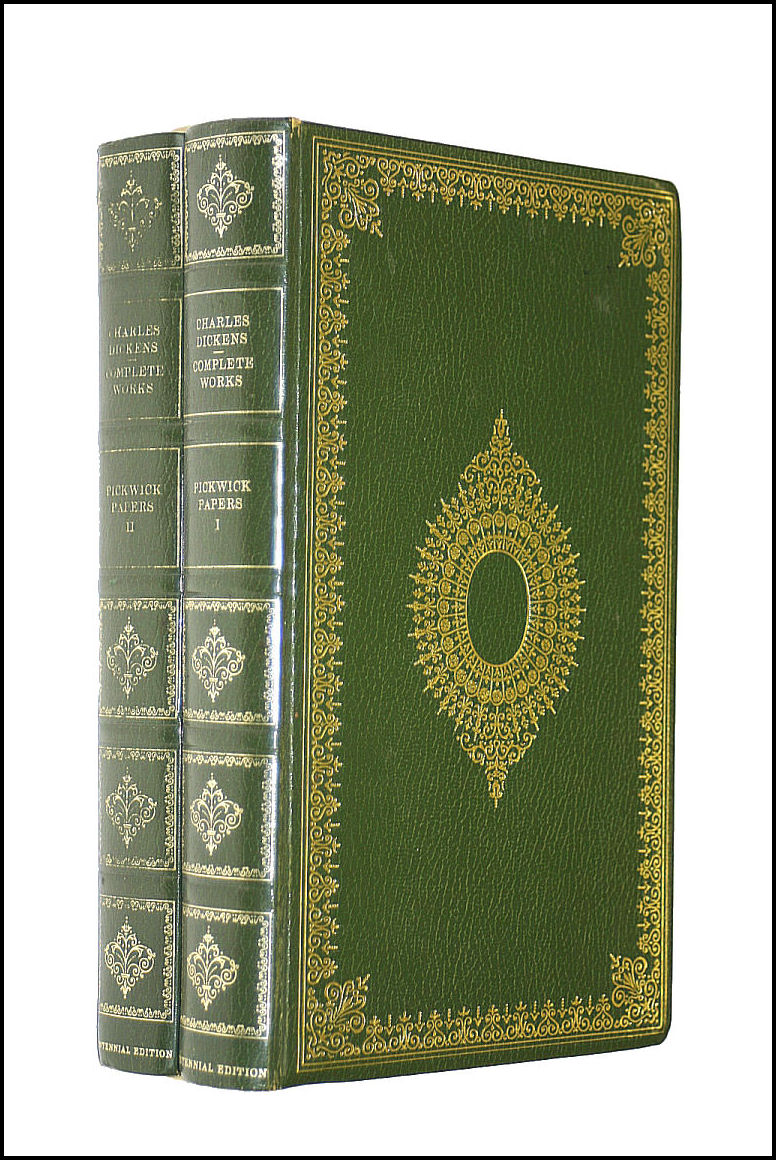 Image for The Pickwick Papers 2 Volume set